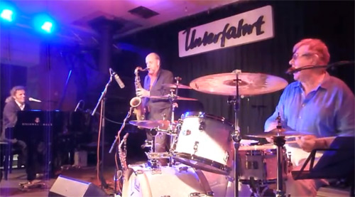PETE YORK'S DRUM BOOGIE