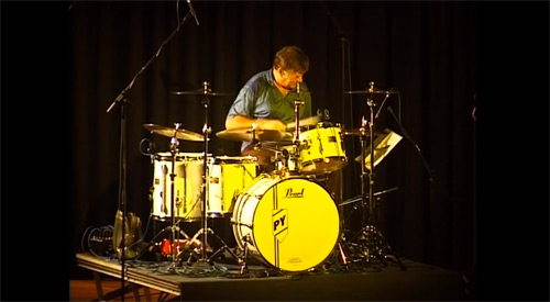 PETE YORK – SUPER DRUMMING